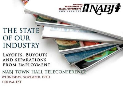 The State of Our Industry: NABJ Town Hall Teleconference