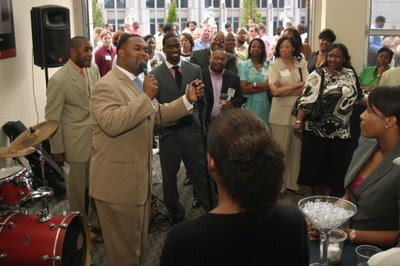 Charlotte Chamber's BPN Hosts Jazz on the Roof
