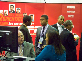 Blogging from NABJ Convention: Day 2