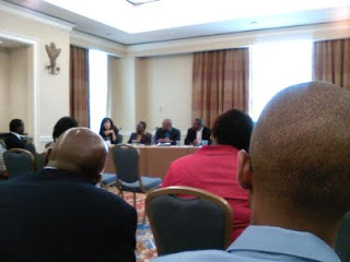 Blogging from NABJ Convention: Day 1