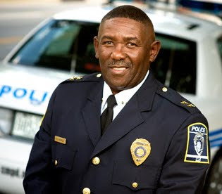 The Heat Is On: Summer Talk Series Finale with Police Chief Rodney Monroe on August 25