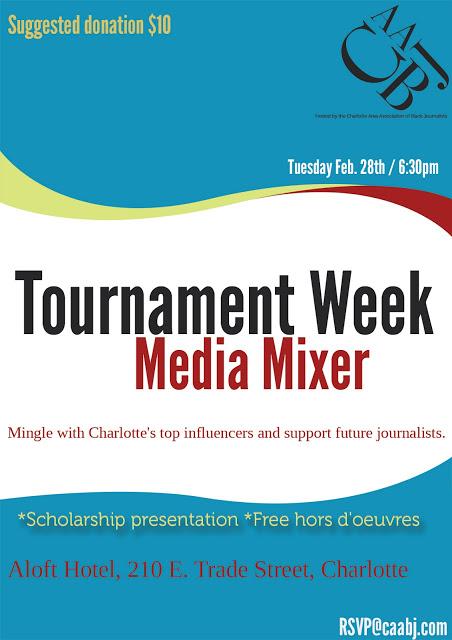 Media Mixer This Tuesday