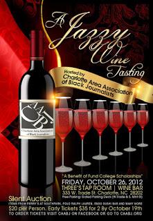 'Jazzy Wine Tasting' is Just Around the Corner!