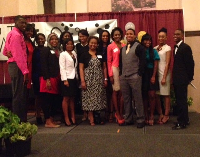 Congratulations Winthrop Association of Black Journalists