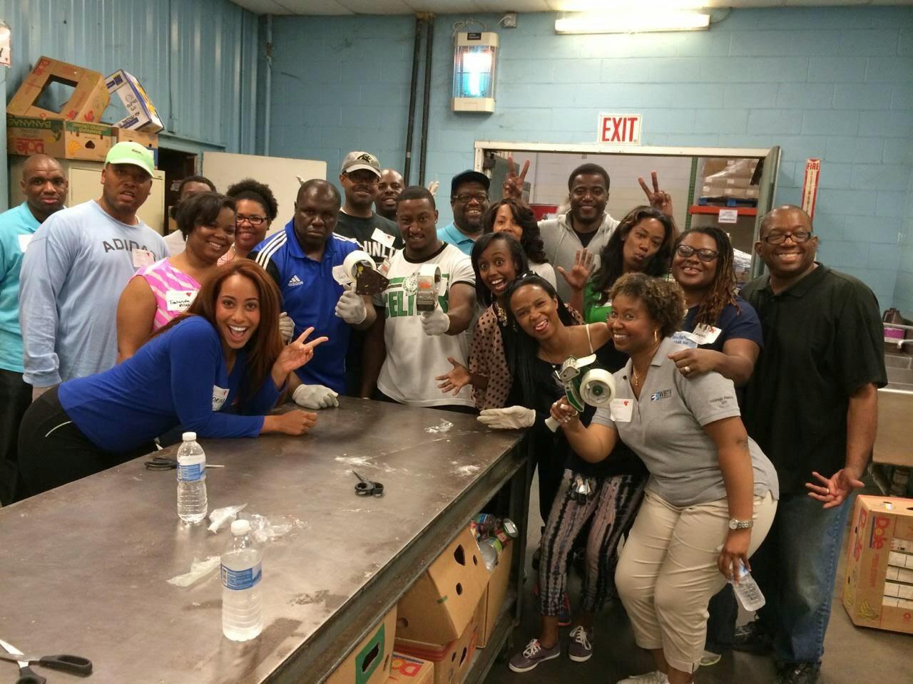 Successful Community Service Day