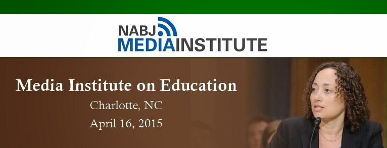 2015 NABJ Media Institute on Education