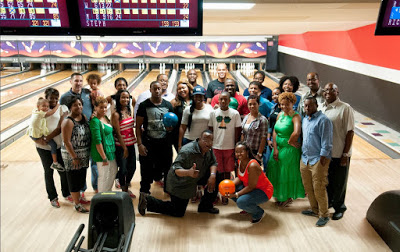 """Annual """"Bowling with the Journalists"""""""
