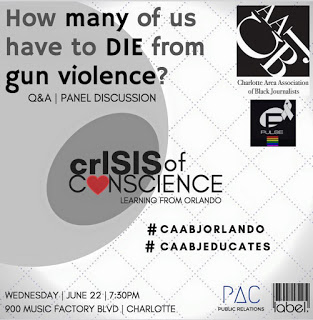 EVENT: crISIS of Conscience: Learning From Orlando