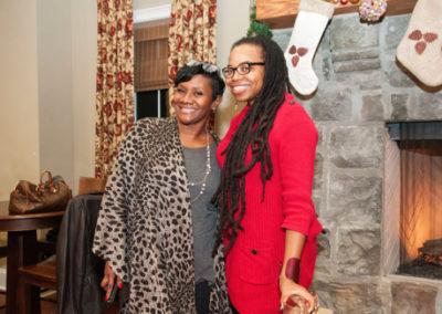 CAABJ 2015 Christmas Party @ Berewick Manor House 12-19-15